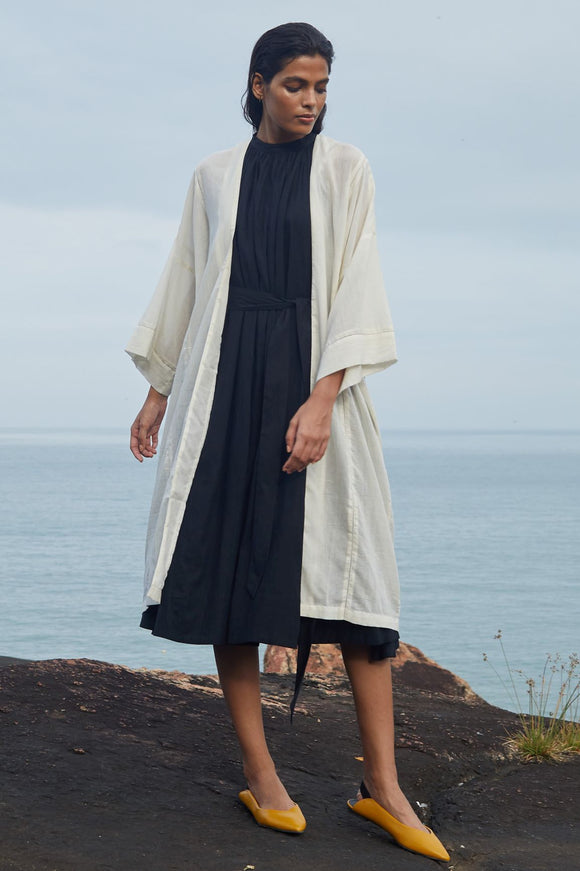 Malina Jacket Robe