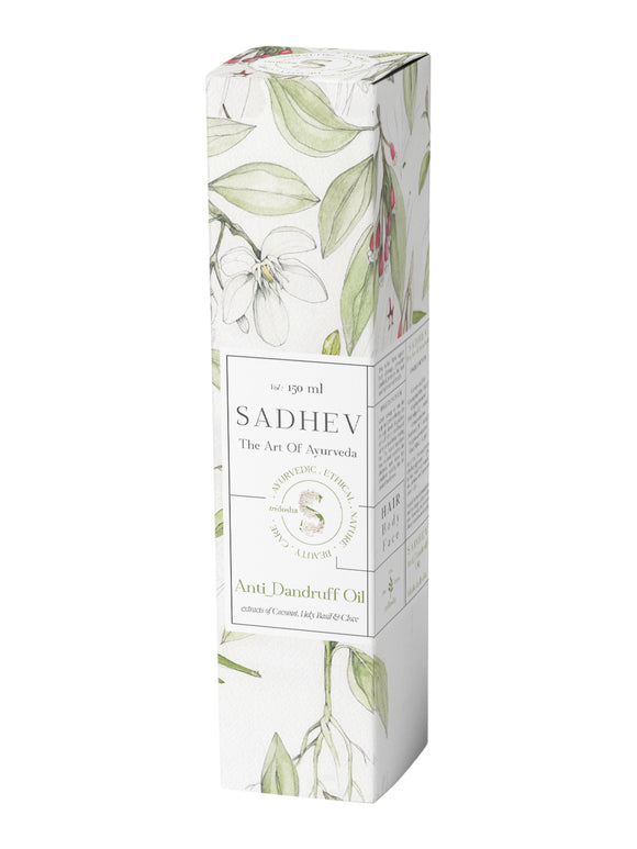 Sadhev-Anti-Dandruff Oil