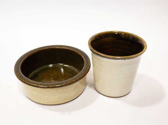 Ceramic Davara Tumbler set