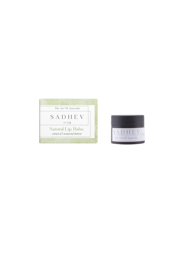 Sadhev-Natural Lip Balm
