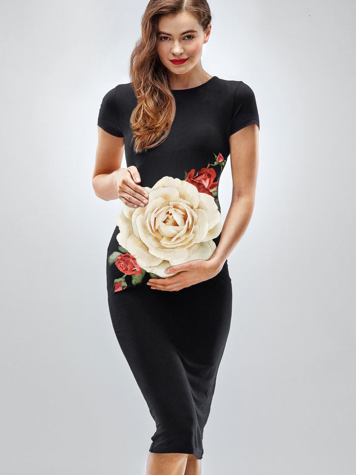 In Bloom, Dina Maternity Dress