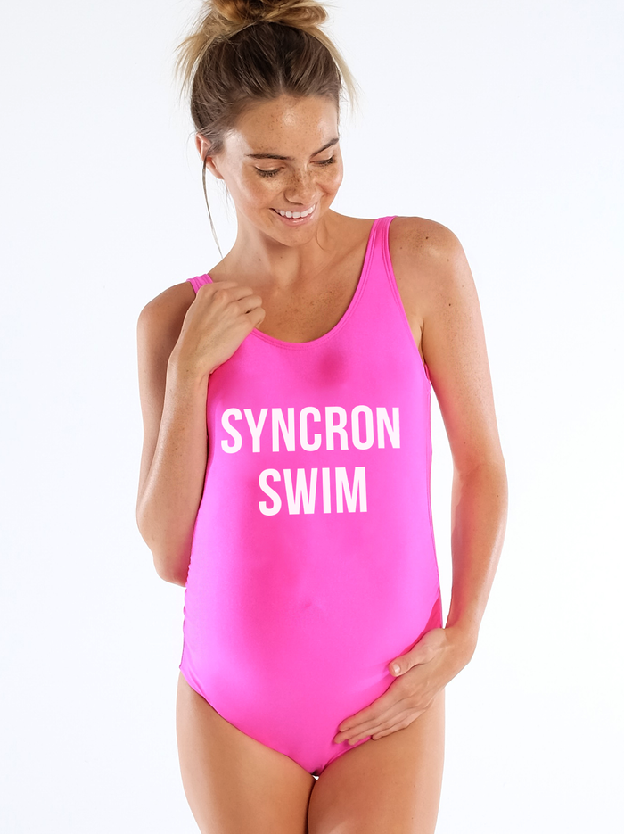 Syncron swim Maternity Swimwear