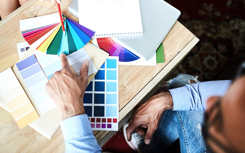 In-home Colour and Blinds Consultations