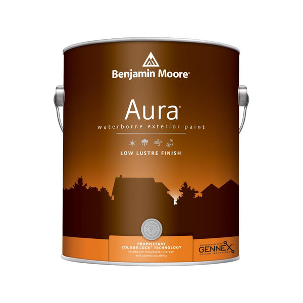 Aura® Exterior Paint - White