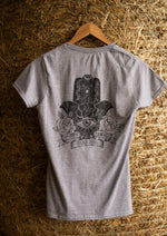 "Load image into Gallery viewer, ""Steady Mind"" Ladies & Kids T-Shirt"