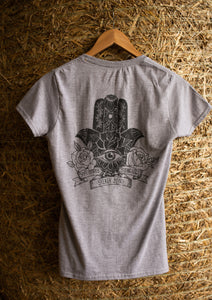 """Steady Mind"" Ladies & Kids T-Shirt"