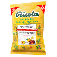 RICOLA FAMILY MOUNTAIN HERB NSA 45'S
