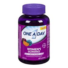 ONE A DAY WOMEN'S GUMMIES       60'S