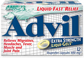 ADVIL LIQUI-GELS X-STR          12'S