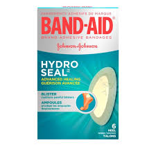 BAND-AID ADV HEAL BLISTER        6'S