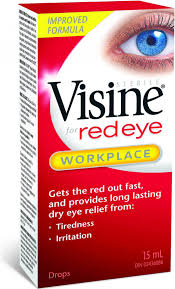 VISINE WORKPLACE                15ML