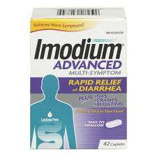 IMODIUM ADVANCED CAPLET         42'S
