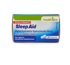 H ONE SLEEP AID X-STR           20'S
