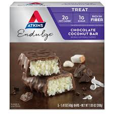 Atkins Endulge Chocolate Coconut 5/40G