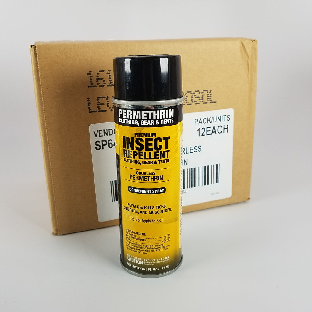 Coulston Duranon Permethrin Tick/Mosquito Repellent discontinued replaced w/ NEW label Sawyer Clothing