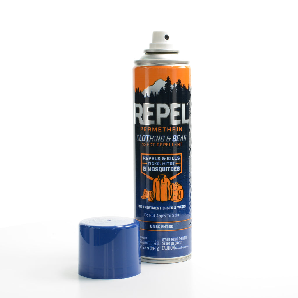 Repel 6.5 0unce Permethrin Insect Repellent Aerosol