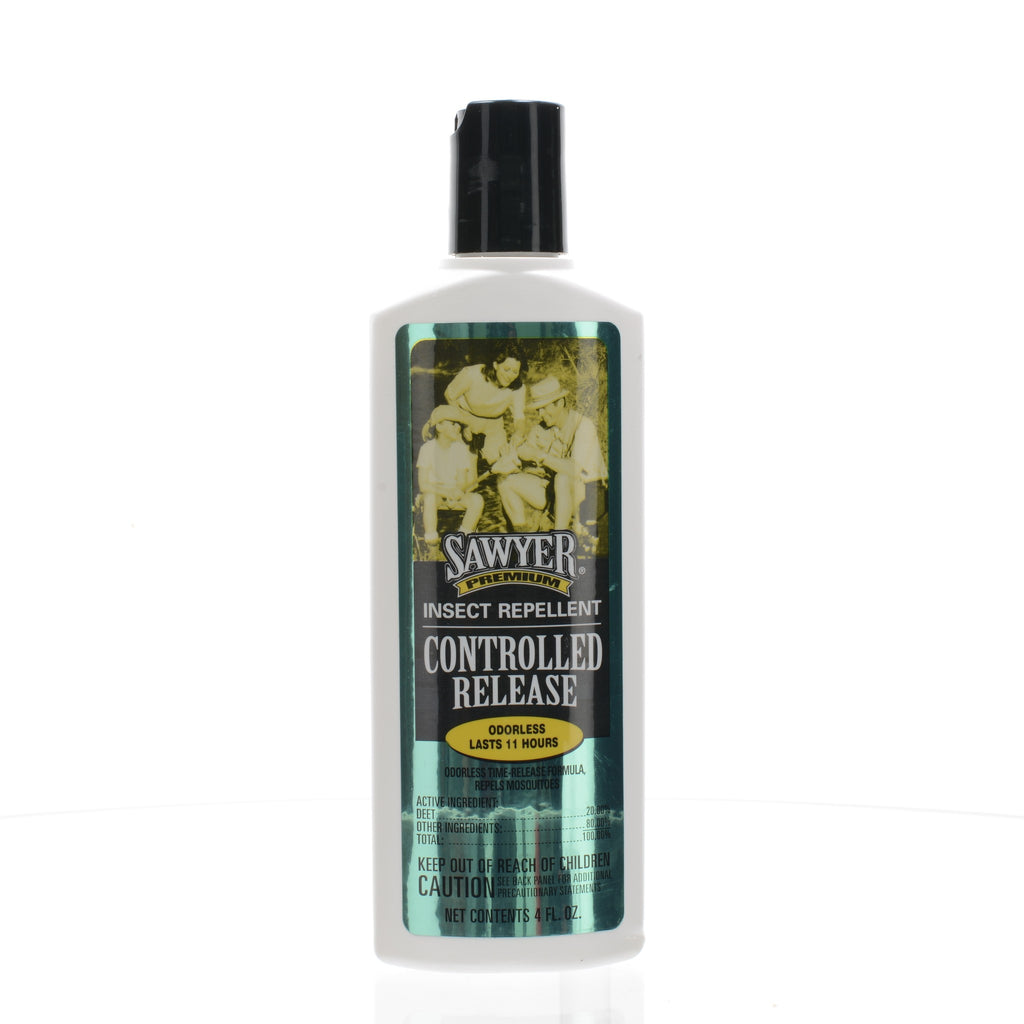 Sawyer Deet 20% Controlled Release Lotion - 4 ounce Lotion