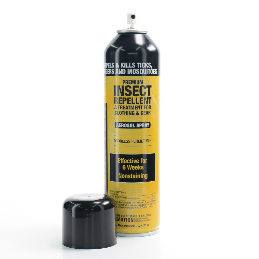 Sawyer 9 0unce Permethrin Insect Repellent Aerosol