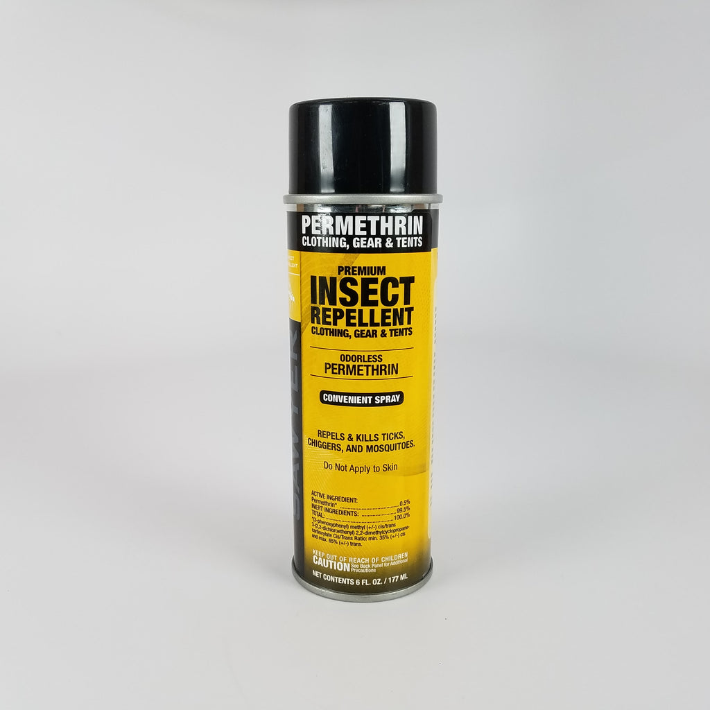 Sawyer 6 0unce Permethrin Insect Repellent Aerosol