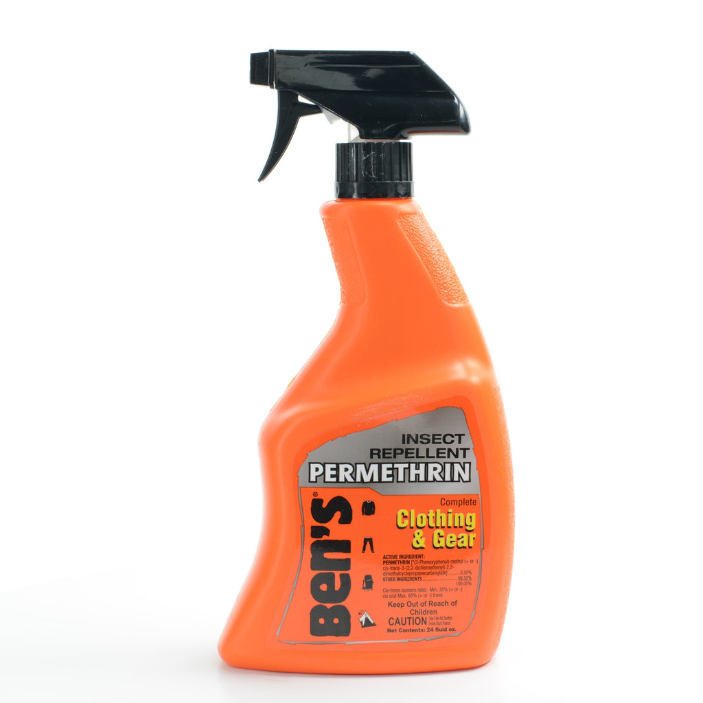 Bens 24 0unce Permethrin Insect Repellent Spray