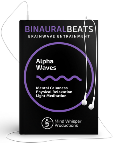 binaural beats alpha waves.  brainwave entrainment