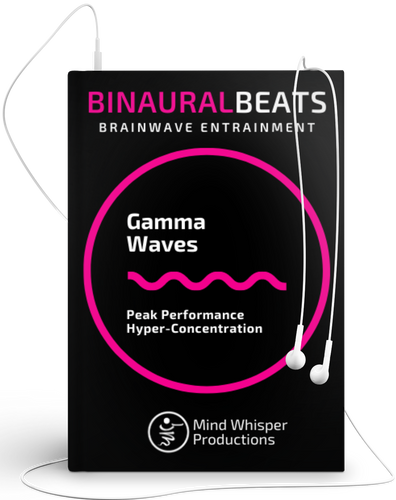 binaural beats gamma waves. brainwave entrainment