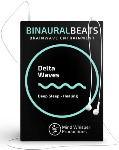 binaural beats delta waves.  brainwave entrainment