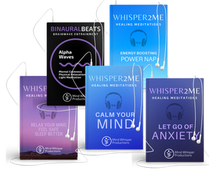 healing meditations stress and anxiety relief.  Relaxation meditations