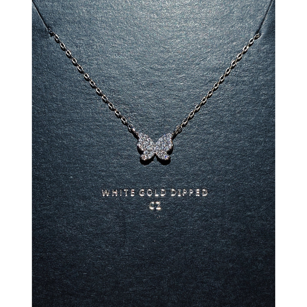 White Gold Butterfly - VNDRVS