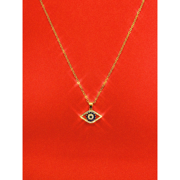 Egyptian Evil Eye Necklace