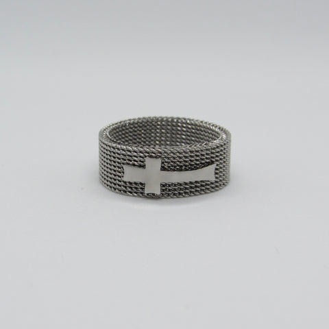 ARMOR CROSS RING