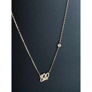 '100' Necklace