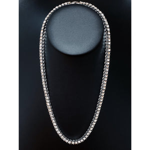 3mm Diamond Tennis Necklace - VNDRVS