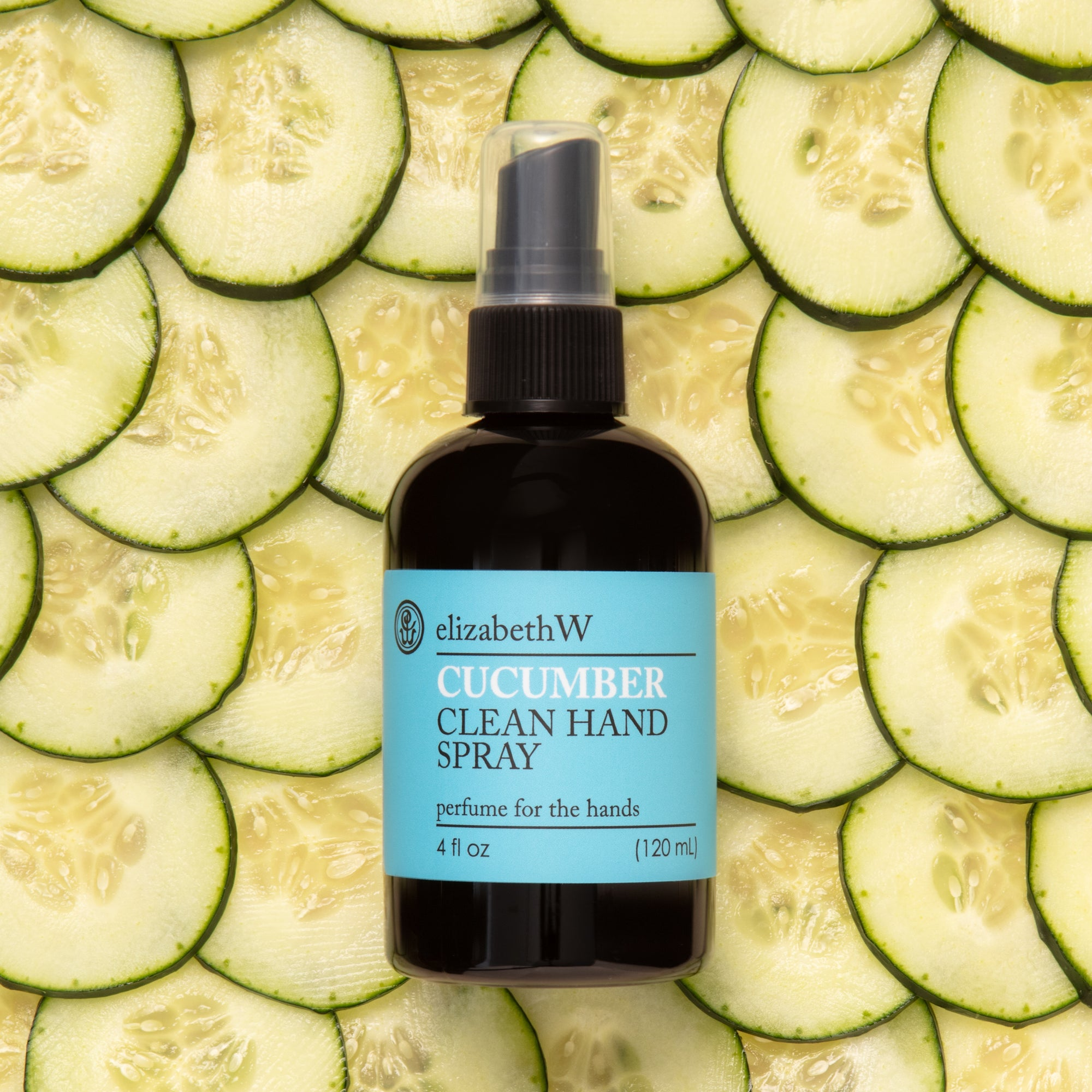 Cucumber Clean Hand Spray by elizabeth W