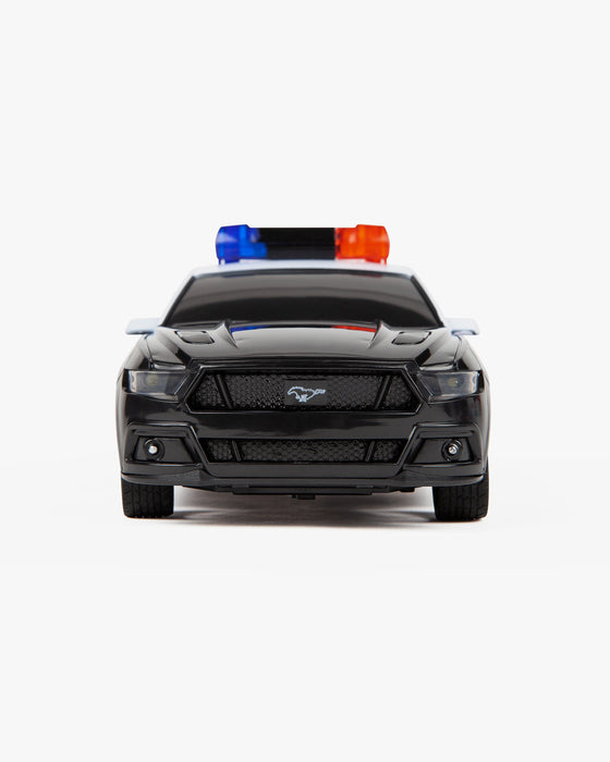 Ford Mustang RC Police Car