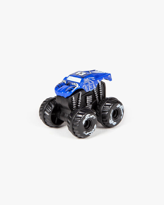 Nano Monster Truck Spring Key Launcher [3 Pack]