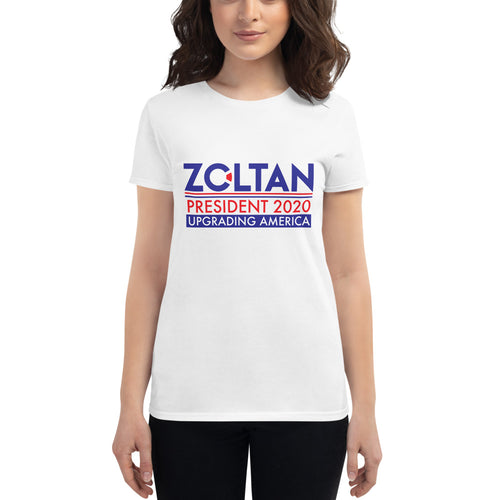 Zoltan 2020 Women's short sleeve t-shirt