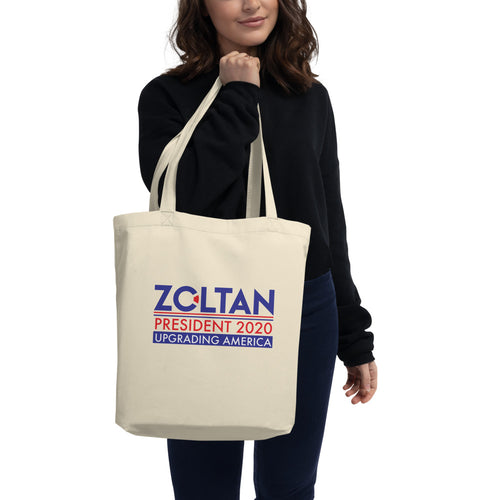 Zoltan 2020 Eco Tote Bag