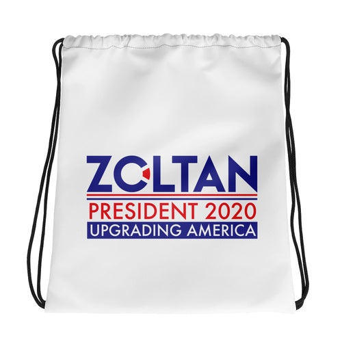 Zoltan 2020 Drawstring bag