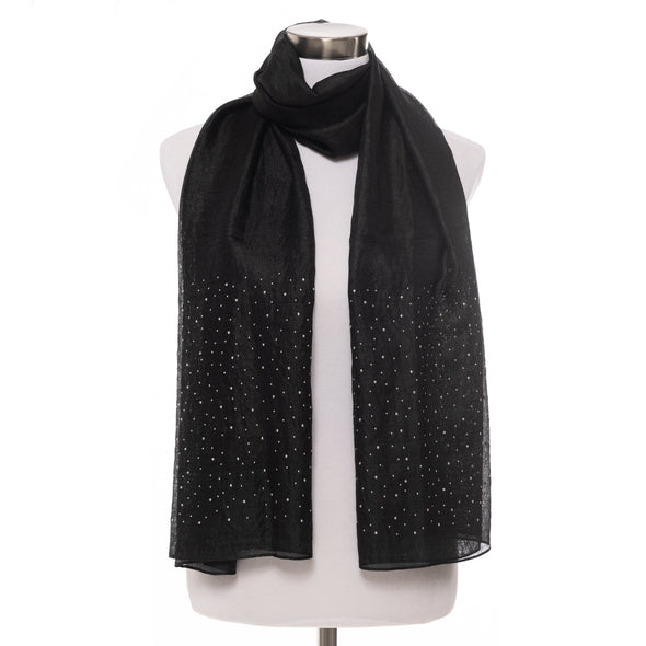 Embellished Light Weight Evening Wrap