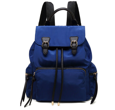 Snap Closure Back Pack