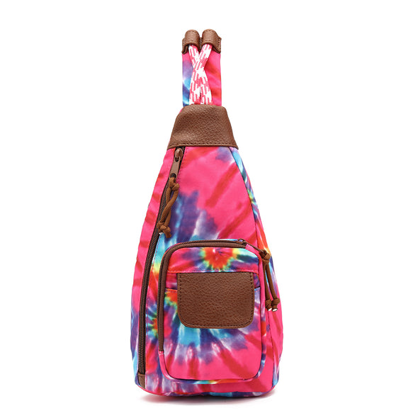 Multicolored Small Sling