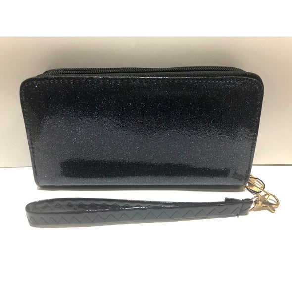 Double Zip Around Slg With Wristlet Patent
