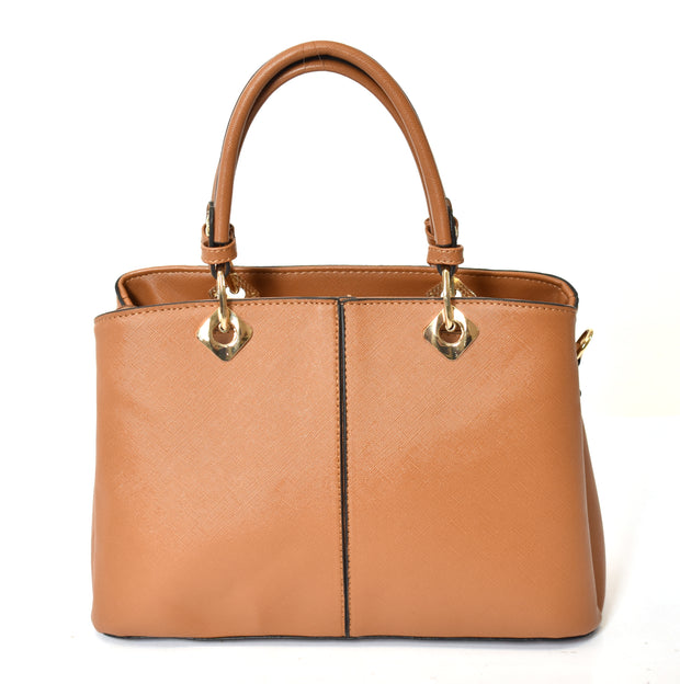 Split Seam Medium Clean Satchel