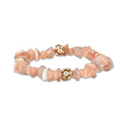 Stacked Stone Stretch Bracelet