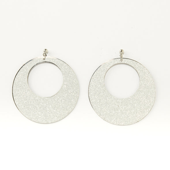 Large Stardust Post Earrings