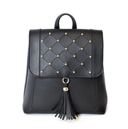 Convertible Studded Backpack - Charming Charlie