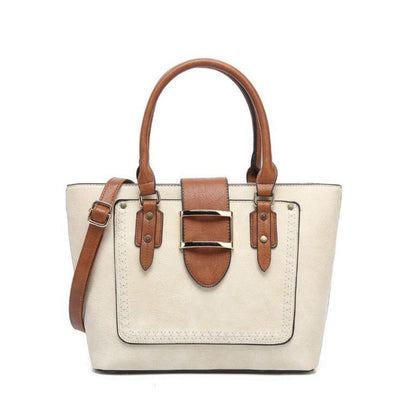 Tabover Buckle Tote