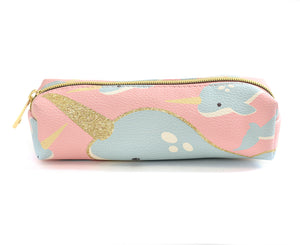 Kid's Narwhal Pencil Pouch