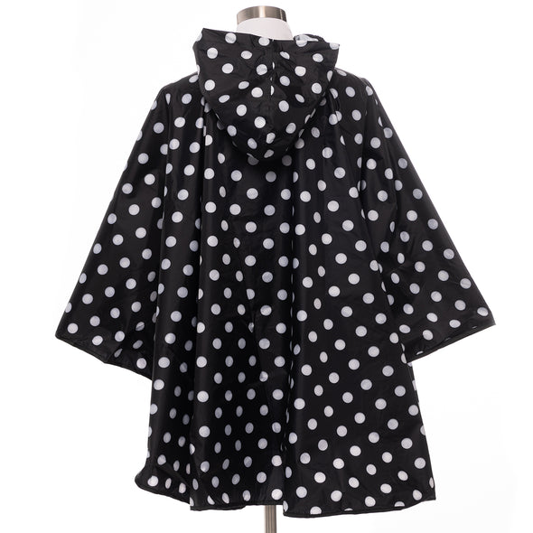 Fun Dot Rain Poncho